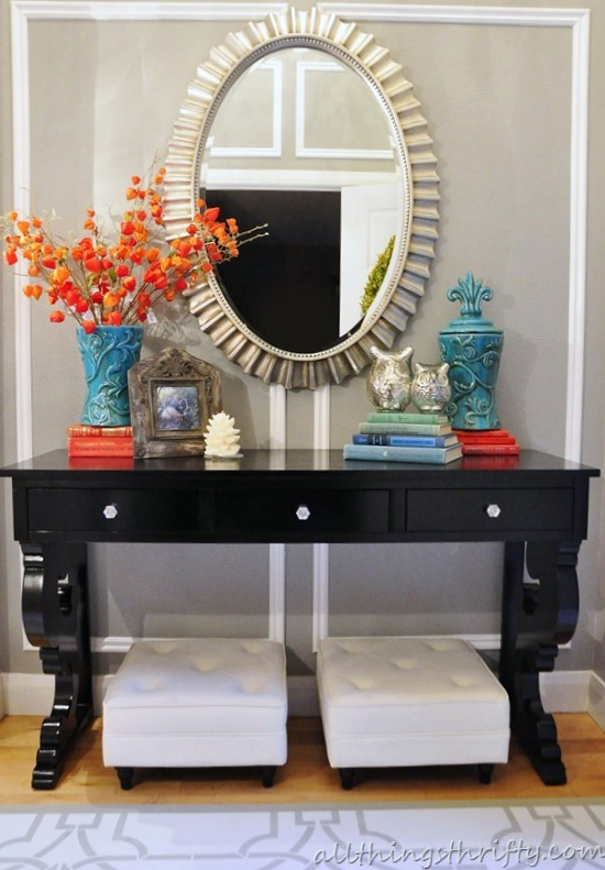 How to Create a Foyer when there isnt one