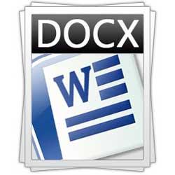 Veja como converter arquivos DOCX para DOC