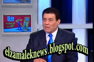 مدحت شلبي مقدم برنامج مساء الأنوار على قناة مودرن