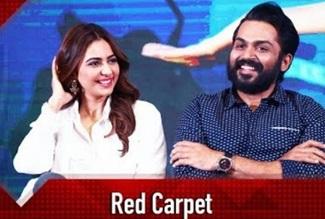 Dev Movie Press Meet   Red Carpet 16-02-2019 Puthuyugam Tv