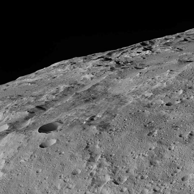 Foto de Ceres por Dawn