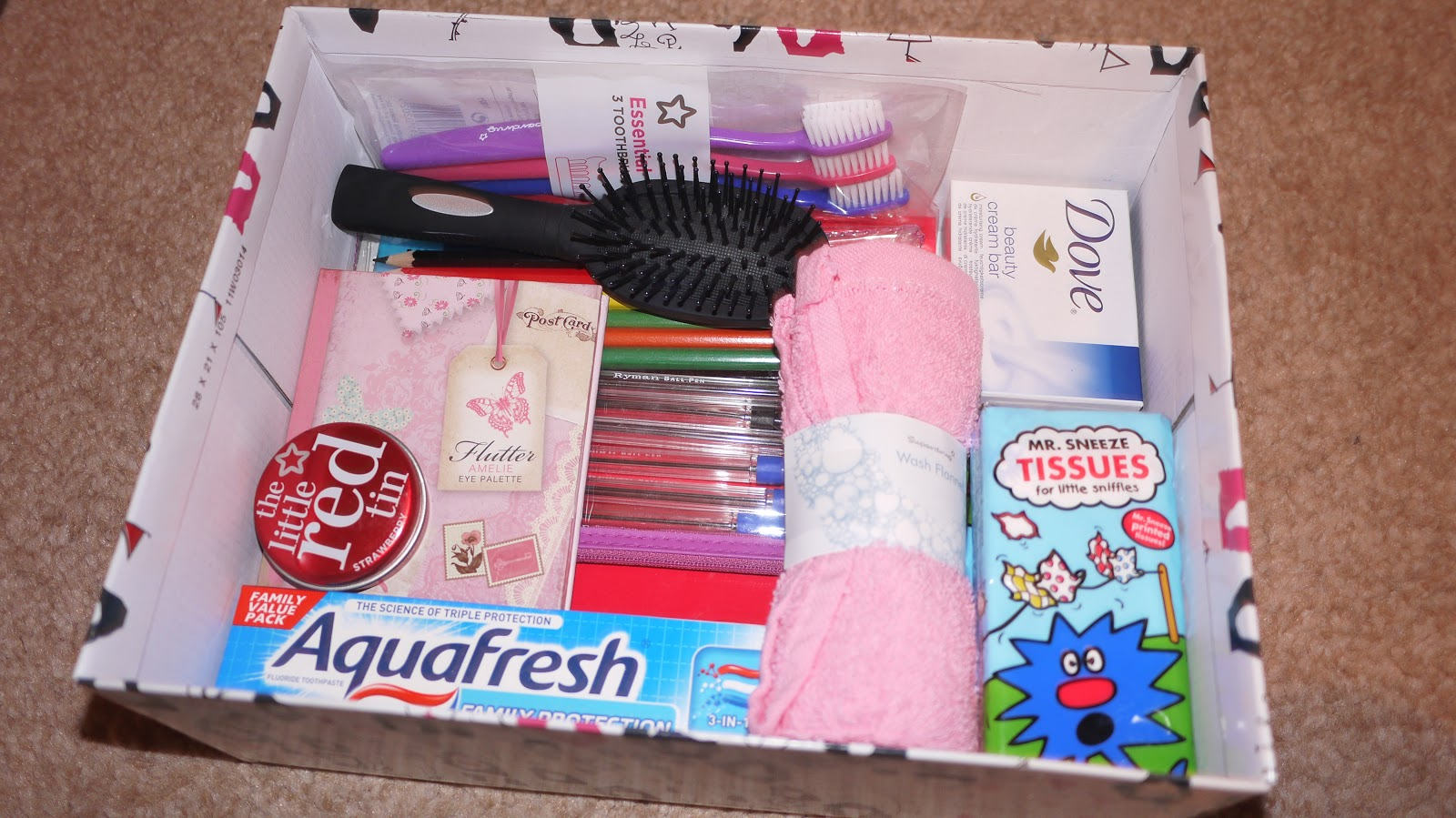 Girl Toys Age 9 To 10 : Ger tag operation christmas child lux life london
