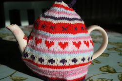 "Tea Cosy Handmade by ""Terri"""