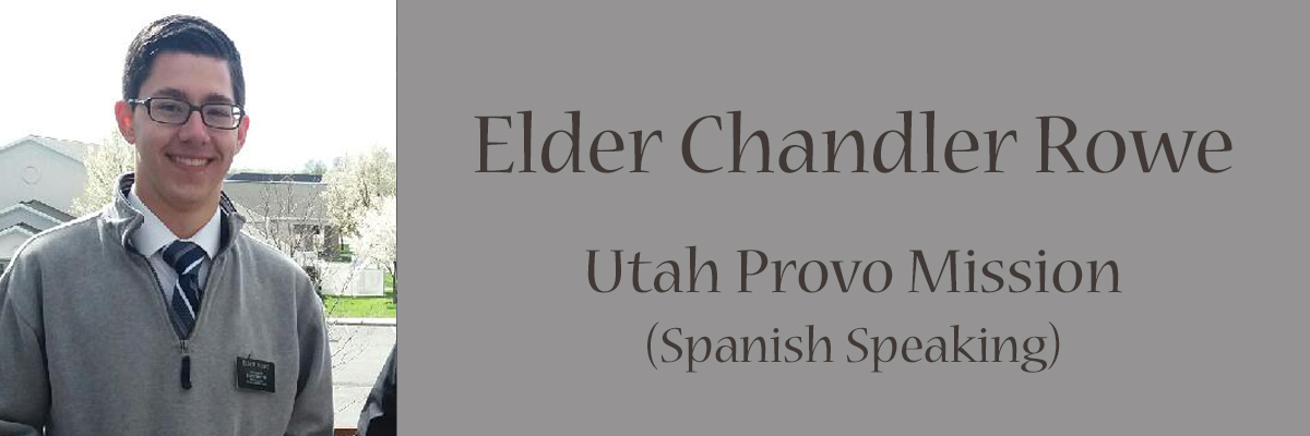 Elder Chandler Rowe