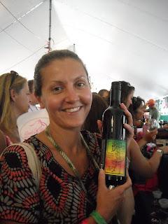 Skirt Lifter Wine
