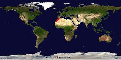 Rudolph de viaje: Marruecos: Gestos y actitudes de su gente