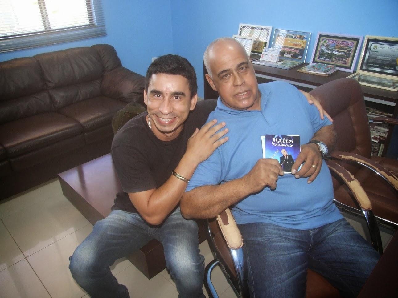 Joabe Reis e Mattos Nascimento, cantor gospel