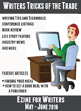 MAY-JUNE  ISSUE WRITERS TRICKS OF THE TRADE EZINE