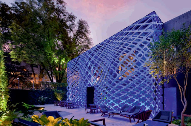 Rojkind Arquitectos and Esrawe Studio