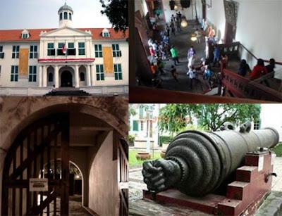 Wisata Sejarah ke Museum Fatahillah Jakarta 4