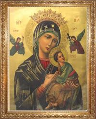 El fundamento bíblico de la oración a la Santísima Virgen