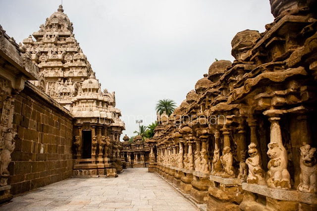 Kailashnathar Temple, Kanchipuram