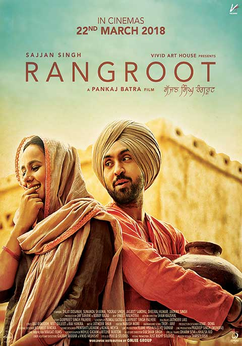 Sajjan Singh Rangroot (2018) Punjabi Movie 720p WEB-DL x264 800MB