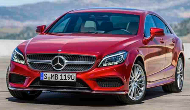 2017 Mercedes CLS Release Date