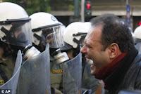 Οι μάσκες έπεσαν ...πολιτικά καθίκια της χώρας από δω και πέρα να κρύβεστε όπως σήμερα ...