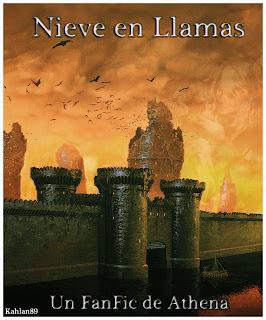 Nieve en llamas - Juego de Tronos en los siete reinos