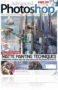 Advanced Photoshop Magazine issue 028