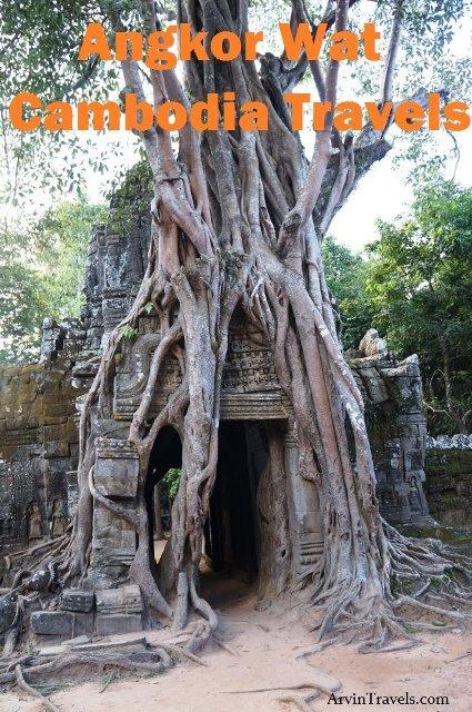Angkor Wat Cambodia Travels
