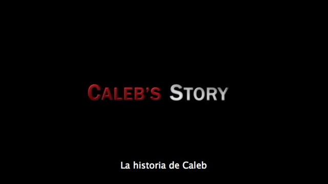 La historia de Caleb