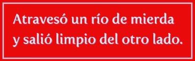 Frase Red Cadena Perpetua