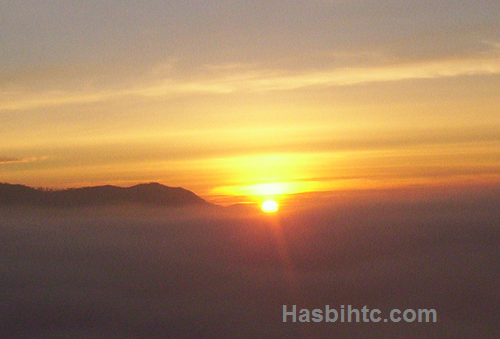 Keindahan Alam Obyek Wisata Gunung Bromo
