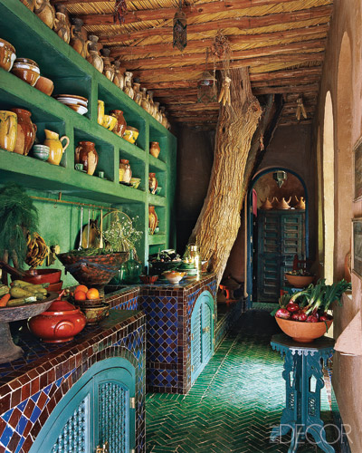 House Decoration Kitchen: Moon To Moon: Moroccan Home