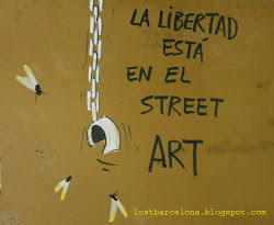 LA LIBERTAD ESTA EN EL STREET ART