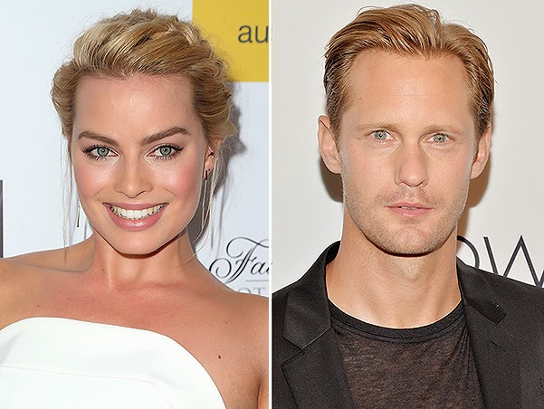 Love happens: Margot Robbie and Alexander Skarsgård-new couple?