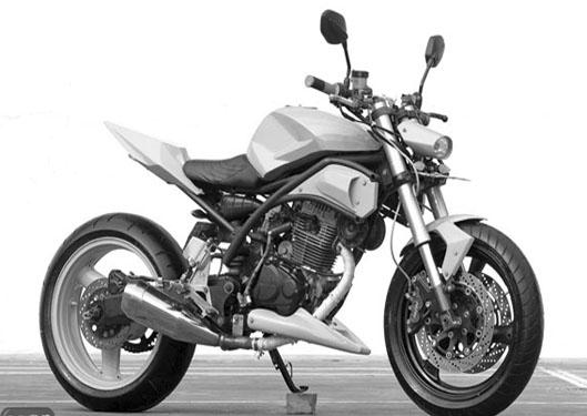 Gambar Modifikasi Motor Tiger Terbaru 2013