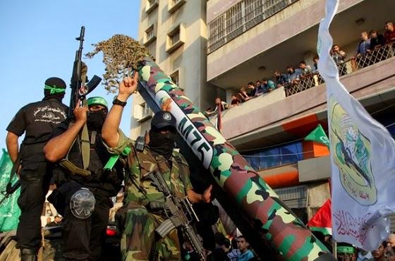 Roket M75 Al Qassam
