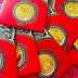 SOLD Syling Emas Bunga Raya 10g 999.9 CIRCULATED
