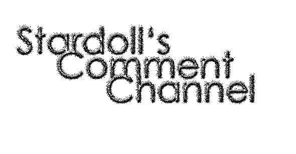 Stardoll's Comment Channel