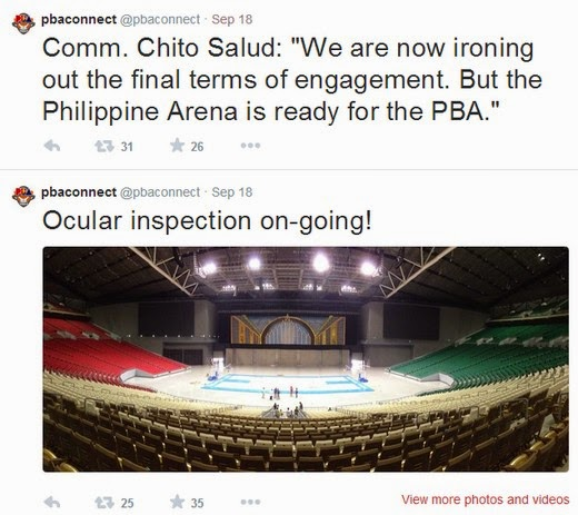 Philippine Arena Inside Basketball Arena Basketball Court