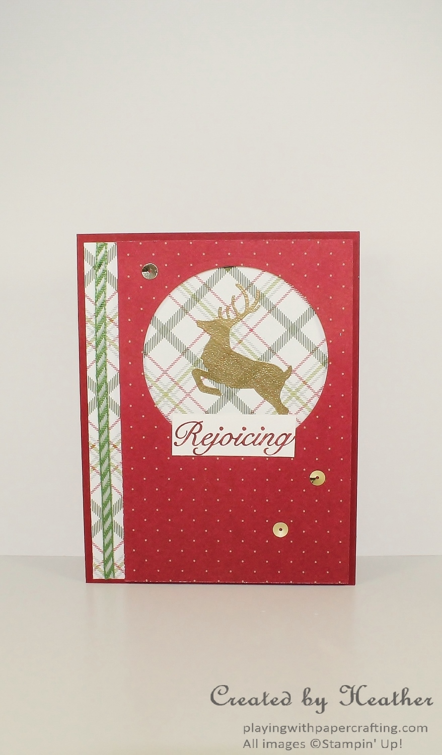 Playing With Papercrafting Have A Jolly Versatile Christmas