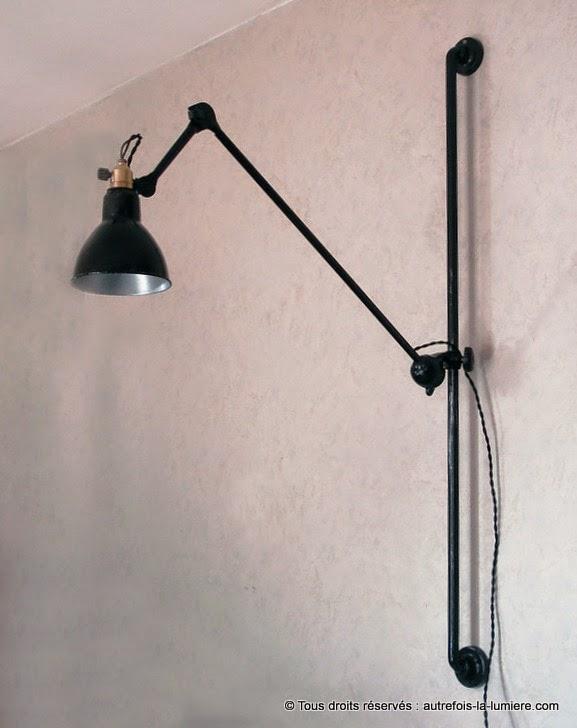 lampe industrielle gras