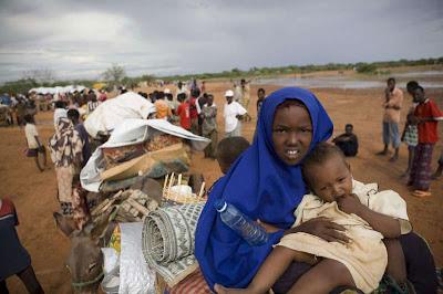 ÁFRICA/QUÊNIA - Emergência refugiados na missão de Camp Garba: mais de 3 mil pessoas precisam de tudo