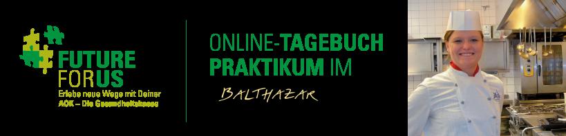 Praktikum im Balthazar