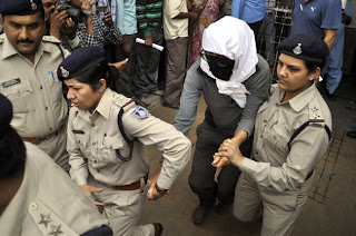 Swiss Cyclist gang-raped in central India