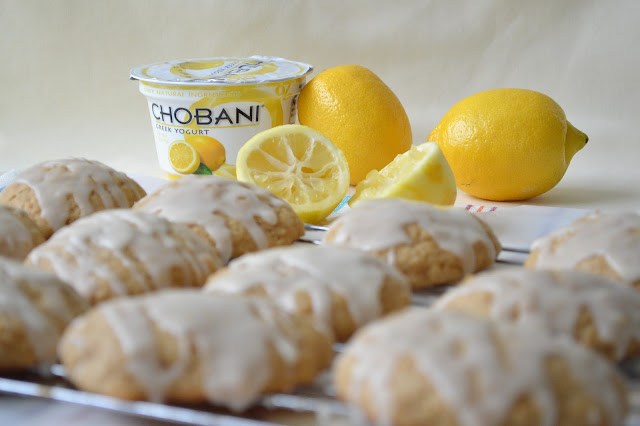 13 Responses to Iced Lemon Cookies with Whole Wheat and Greek Yogurt