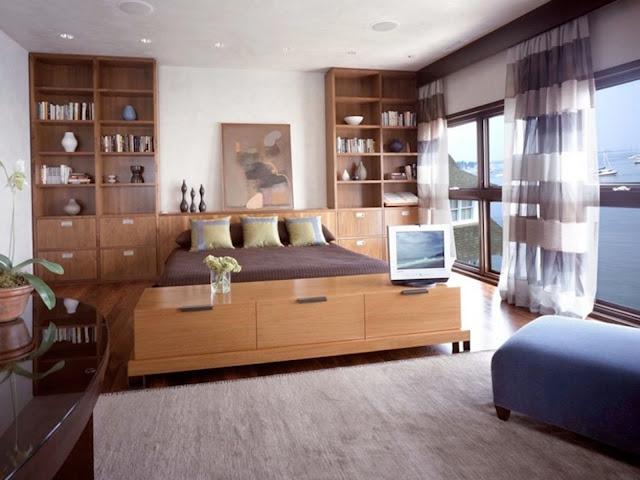 Chung cư N01T4 Ngoại Giao Đoàn - Phòng ngủ không chỉ là nơi để ngủ