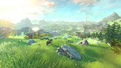 The Legend of Zelda 2015, videojuegos