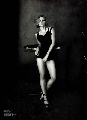 Scarlett Johansson Vogue Magazine Pics