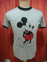 VTG MICKEY 70'S DEADSTOCK