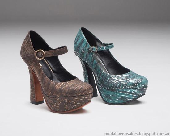 Zapatos invierno 2013 Micheluzzi