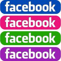 Facebook-in-diffrent-colors