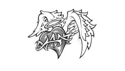 tatuajes con alas Publicado por kata en 6 02 2011 031100 PM 0 comentarios
