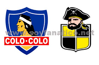 Colo Colo vs Coquimbo Copa Chile