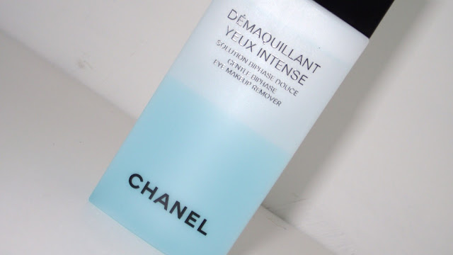 Chanel Gentle Biphase Eye Makeup Remover Review