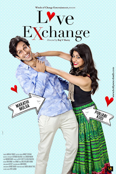 Poster Of Love Exchange 2015 1CD pDVDRip Hindi