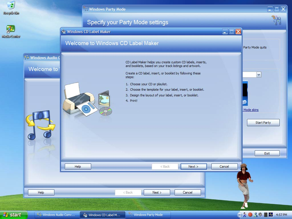 descargar microsoft windows media: